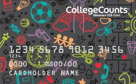 CollegeCounts Visa Rewards Card